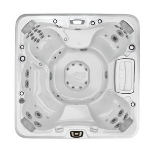 Optima hot-tub spa
